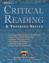 Research Says / Teach Critical Thinking to Teach Writing