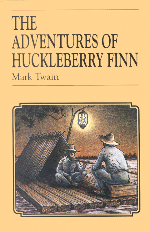 What life lessons does Huckleberry Finn learn in ...