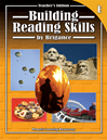 Building Reading Skills - Book E - Teachers Edition