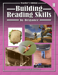 Building Reading Skills - Book H - Teachers Edition