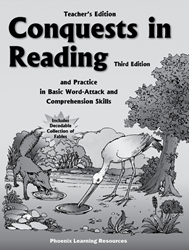 Conquests in Reading - Teacher Manual