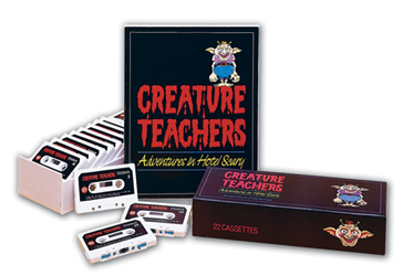 Creature Teachers Pupils Book