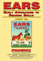EARS Early Approaches to Reading Skills - CD Set