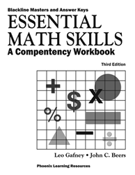 Essential Math Skills - Blackline Master and Answer Keys