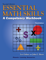 Essential Math Skills - Teacher Manual
