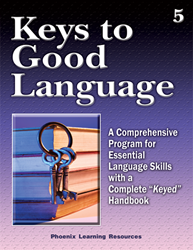 Keys to Good Language - Grade 5 Workbook