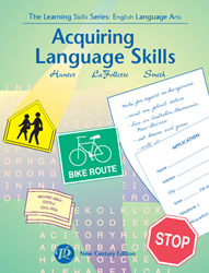 Learning Skills - Language Arts Placement Test - Digital