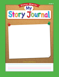 My Story Journal - Grade 2