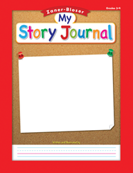 My Story Journal - Grade 3-4