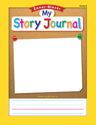My Story Journal - Grade K
