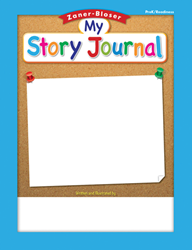 My Story Journal - Pre-K/Readiness