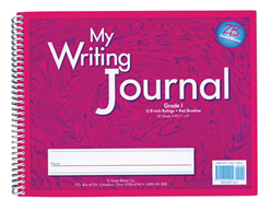 My Writing Journal - Grade 1