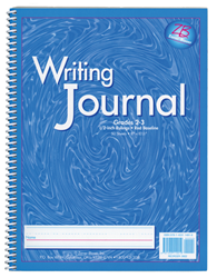 My Writing Journal - Grades 2-3