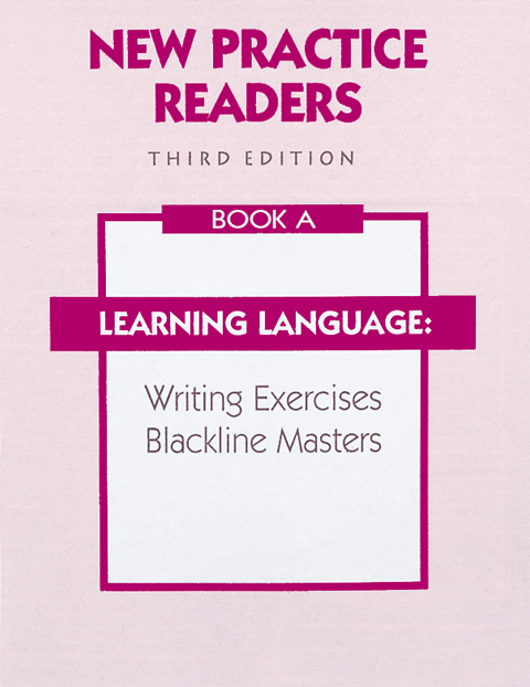 New Practice Readers - Activity Blacklines - Book A