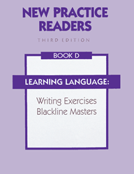 New Practice Readers - Activity Blacklines - Book D