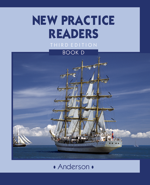 New Practice Readers - Book D