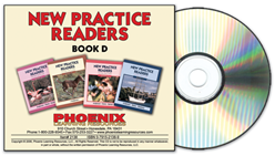 New Practice Readers CD - Book D