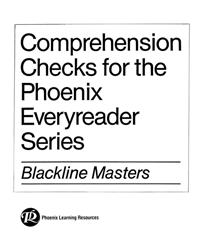 Phoenix Every Readers - Comprehension Checks