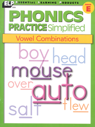 Phonics Practice - Book E - Vowel Combinations