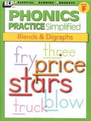 Phonics Practice - Book F - Blends & Digraphs