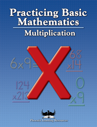 Practicing Basic Math - Multiplication