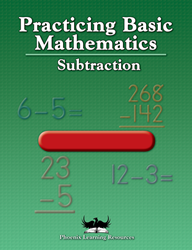 Practicing Basic Math - Subtraction