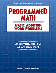 Programmed Math - Basic Addition Word Problems