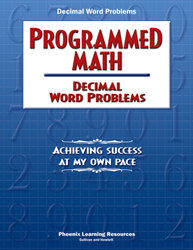 Programmed Math - Decimal Word Problems