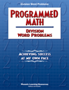 Programmed Math - Division Word Problems