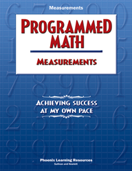 Programmed Math - Measurements