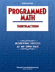 Programmed Math - Subtraction