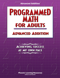 Programmed Math for Adults - Advanced Addition