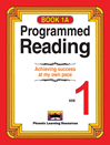 Programmed Reading - Book 1A
