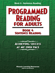 Programmed Reading for Adults - Book 4 - Sentence Reading