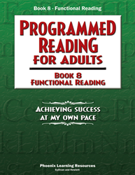 Programmed Reading for Adults - Book 8 - Functional Reading