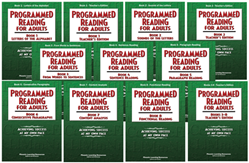 Programmed Reading for Adults - Introductory Offer