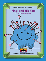 Read and Think Storybooks - Book 2 - Ping and His Pins