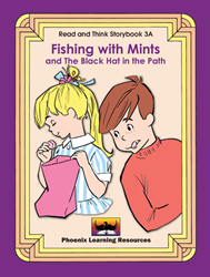 Read and Think Storybooks - Book 3A - Fishing with Mints