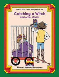 Read and Think Storybooks - Book 5A - Catching a Witch