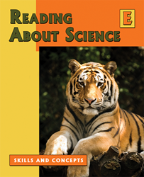 Reading About Science - Book E