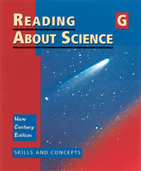 Reading About Science - Book G