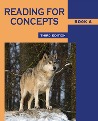 Reading for Concepts - Book A