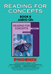 Reading for Concepts - Book B - CD