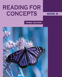 Reading for Concepts - Book B