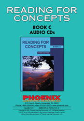 Reading for Concepts - Book C - CD