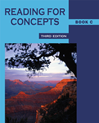 Reading for Concepts - Book C