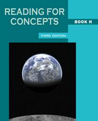 Reading for Concepts - Book H