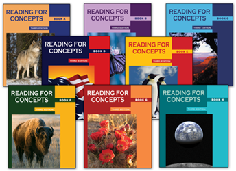 Reading for Concepts - Special Introductory Offer