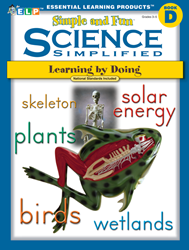 Science Simplified - Book D - Grades 3-5