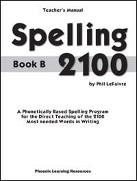 Spelling 2100 - Book B - Teachers Guide
